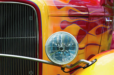 Photograph - Hot Rod 12 by Wendy Wilton