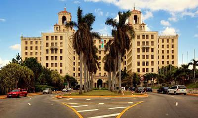 Photograph - Hotel Nacional - Havana by L O C