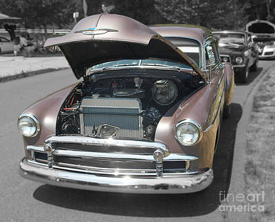 Photograph - Hotrod by Raymond Earley