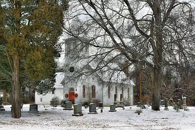 Photograph - House Of Worship by Richard Macquade