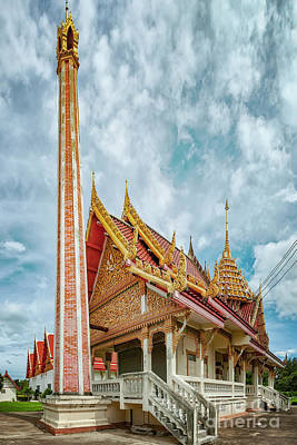 Photograph - Hua Hin Temple by Antony McAulay