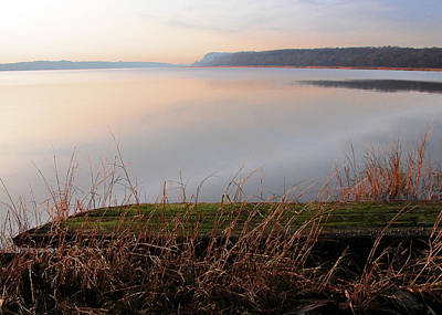 Photograph - Hudson River Vista by Roger Bester