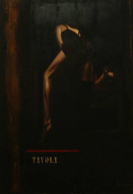Humanografia 5 Art Print by Romeo Niram