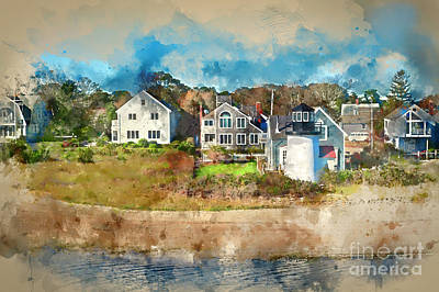Photograph - Hyannis Light by Jack Torcello