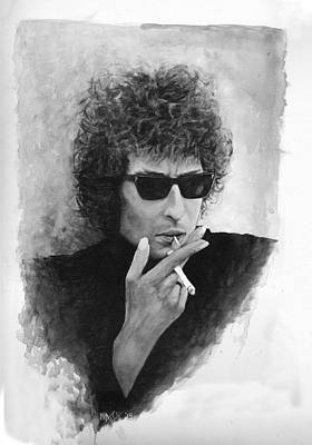 I Shall Be Released - Dylan Art Print by William Walts