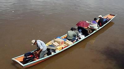 Iban Longboat Original