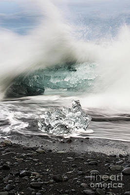 Photograph - Ice In Sea by Gunnar Orn Arnason