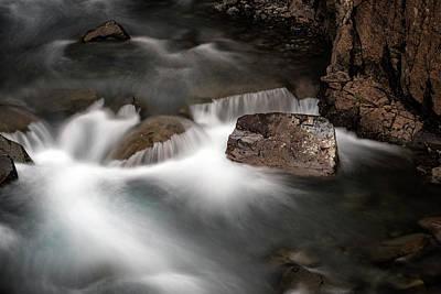 Photograph - Iceland Stream by Tom Singleton