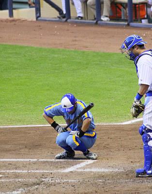 Ichiro Photograph - Ichiro by Steve Bell