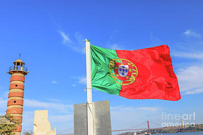 Photograph - Icons Of Lisbon by Benny Marty