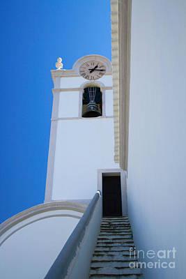 Igreja De Sao Lourenco Dos Matos Art Print by Carl Whitfield