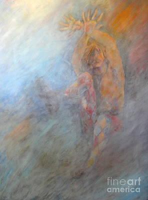 Painting - Ikarus II by Dagmar Helbig