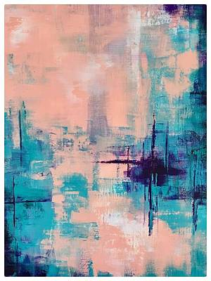 Painting - In The Pink by Suzzanna Frank