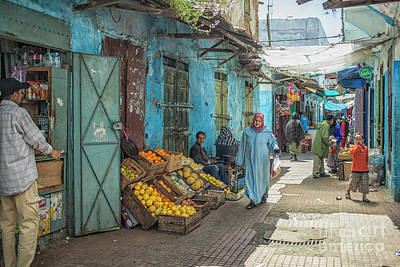 Photograph - In The Souk by Patricia Hofmeester