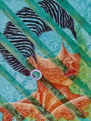 Painting - Independent by Shahid Muqaddim