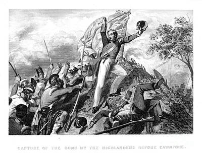 India: Sepoy Rebellion, 1857 Art Print by Granger