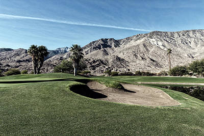 Photograph - Indian Canyons Golf Resort by L O C