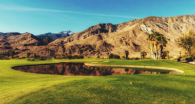 Photograph - Indian Canyons Golf Resort - Palm Springs, California by Library Of Congress
