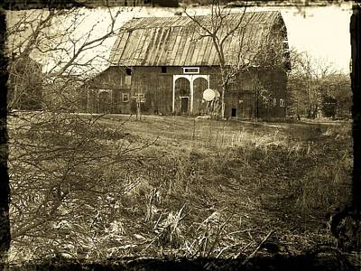 Photograph - Indiana by Michael L Kimble