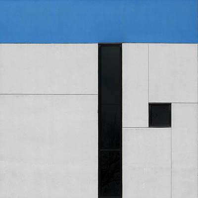 Photograph - Industrial Minimalism 28 by Stuart Allen