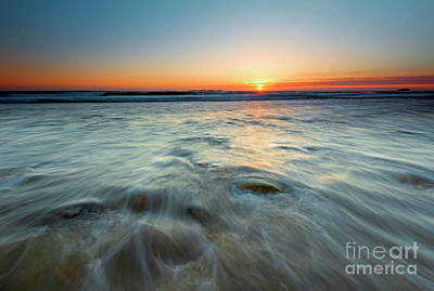Sundown Photograph -  Influx by Mike Dawson