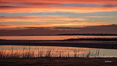 Photograph - Inlet Watch Sunrise by Phil Mancuso
