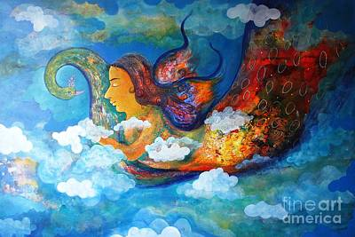 Painting - Inner Dream by Sanjay Punekar