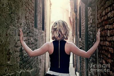 Photograph - Inside My Walls by Evelina Kremsdorf