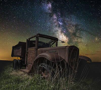 Photograph - International Milky Way  by Aaron J Groen