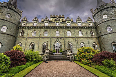 Photograph - Inverrary Castle by Bill Howard