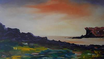 Painting - Ireland by Conor Murphy