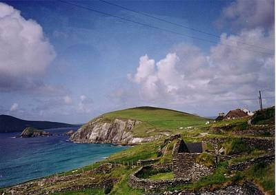 Photograph - Ireland View by JLowPhotos
