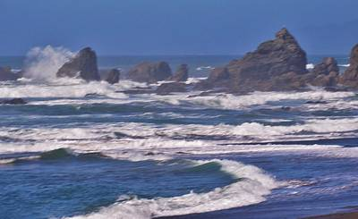 Photograph - Irish Beach  by Lisa Dunn