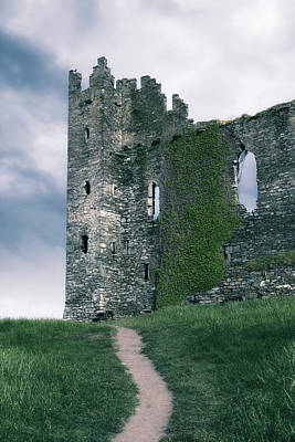 Castle Ruins Wall Art - Photograph - Irish Castle by Joana Kruse