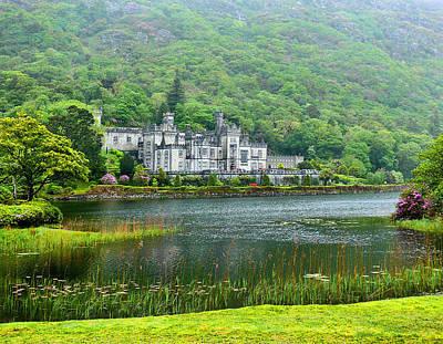 Photograph - Irish Castle by Joel Gilgoff