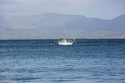 Irish Fishing Boats  Art Print