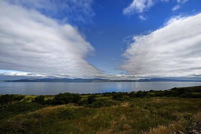 Photograph - Irish Sky - Ring Of Kerry, Dingle Bay by Enrico Pelos