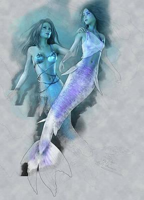 Digital Art - Isabella by Don Kuing
