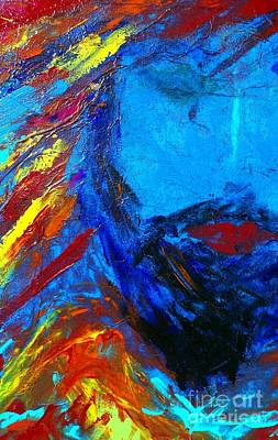 The Book Of Revelation Painting - Ishi by Deborah Montana