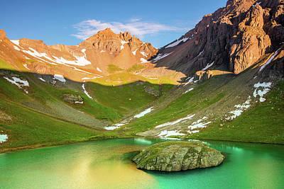 Photograph - Island Lake by Johnny Adolphson