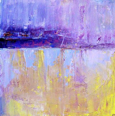 Painting - Island by Nancy Merkle