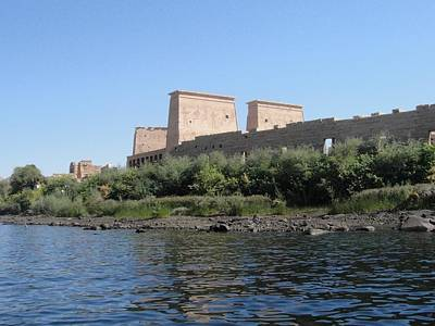 Photograph - Island Of Philae by Richard Deurer