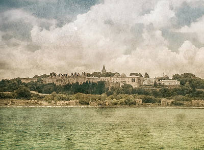 Photograph - Istanbul, Turkey - Topkapi by Mark Forte
