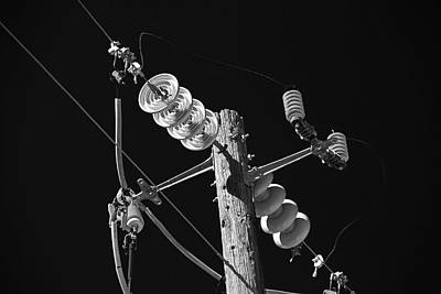 Photograph - It's Electric I by Michiale Schneider