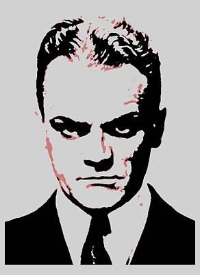 James Cagney Art Print