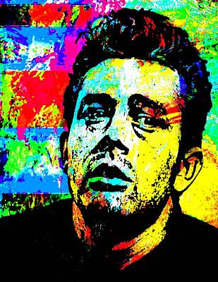 James Byron Dean Wall Art - Mixed Media - James Dean by Otis Porritt  sc 1 st  Fine Art America & James Byron Dean Art | Fine Art America