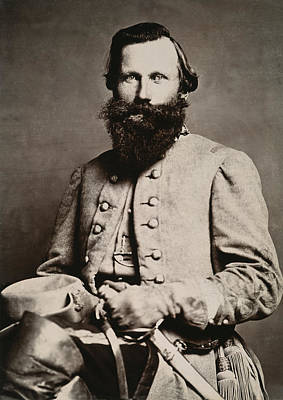 James E. B. Jeb Stuart Print by Granger