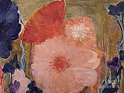 Digital Art - January Blooms by Nancy Kane Chapman