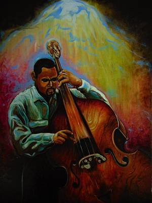 Painting - Jazz by Emery Franklin