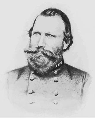 Stuart Painting - Jeb Stuart by War Is Hell Store